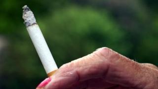 cigarette smoker