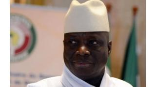 Yahya Jammeh a quitté la Gambie en janvier dernier pour s'exiler en Guinée Equatoriale
