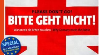 Der Spiegel cover 10 June