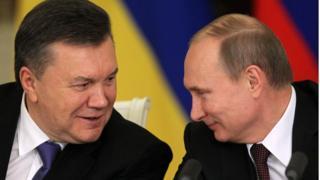 Cựu Tổng thống Ukraine, Viktor Yanukovych