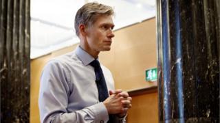 Томас Борген продолжит исполнять обязанности генерального директора до того, как ему найдут замену