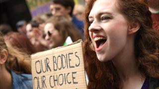 Ірландська акція на підтримку абортів