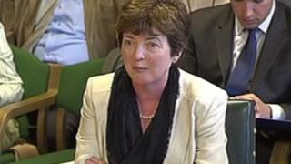 Sue Gray, appearing before the Public Administration Select Committee in 2012