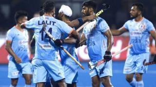 भारतीय हॉकी टीम