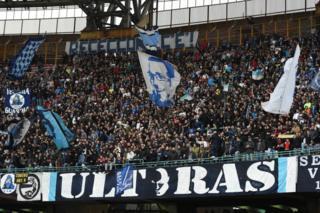 Suporter Napoli