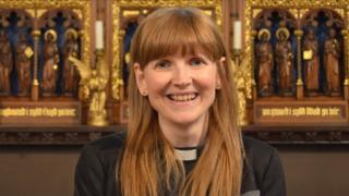 Rev Kathy Jones