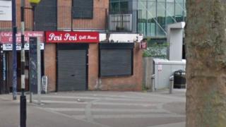 Peri Peri Grill shop