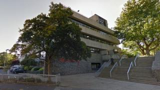 The EDP offices in Norwich
