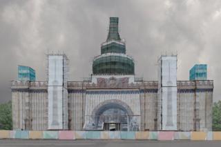 Kunststück by Pegova Olya, Russia.