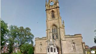 St Ignatius Church, Preston