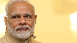 नरेंद्र मोदी, भाजप, मीडिया