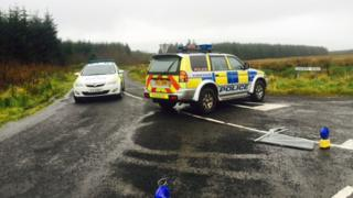The Leighery Road outside Limavady has reopened