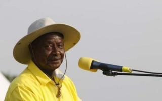 Prezida Yoweri Museveni ari ku butegetsi kuva mu 1986