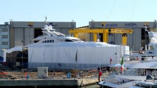 Строительство яхты