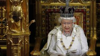 Queen Elizabeth queen's speech