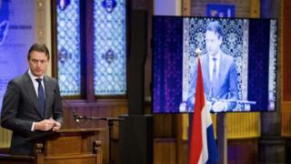 Hollanda Dışişleri Bakanı Halbe Zijlstra