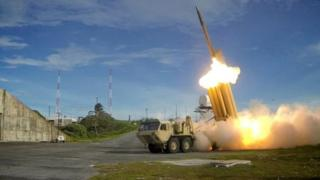 สหรัฐฯ ทดสอบระบบป้องกันขีปนาวุธ THAAD อีกครั้ง เพื่อตอบโต้การทดสอบขีปนาวุธของเกาหลีเหนือ