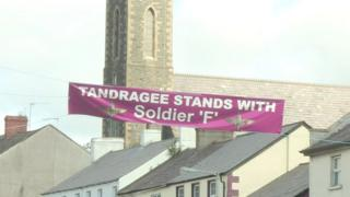 Tandragee Soldier F banner