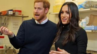 Принц Гарри и Меган Маркл обсуждают проблемы бездомных в Шотландии