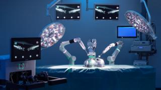 Versius robot