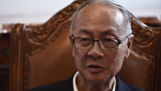 ชัยเกษม นิติสิริ ให้สัมภาษณ์กับบีบีซีไทย เกี่ยวกับความเห็นเรื่องการปรองดองของรัฐบาล คสช.