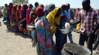 Internally displaced women for Nigeria dey exchange sex for food