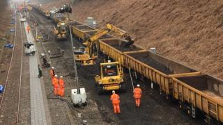 Brighton Main Line Improvement Project