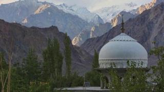 कश्मीर तुरतुक गांव