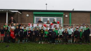 Barry rugby club