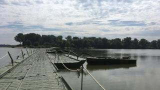 Ratno ostrvo na Dunavu.