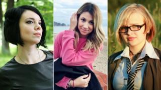 Dariya Puçkova, Yuliya Rıvkina və Mariya Şestopalova