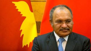 Peter O'Neill Waziri mkuu wa Papua New Guinea