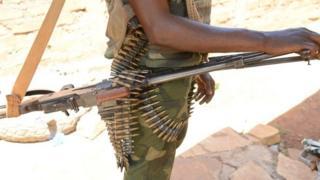 Imigwi itavuga rumwe y'abagwanyi imaze igihe itana mu mitwe muri CAR