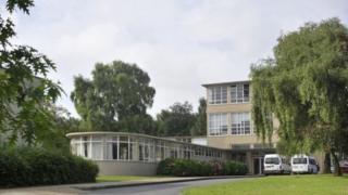 Simon Langton Girls' Grammar School in Canterbury