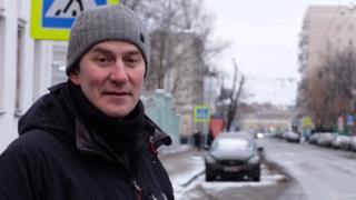 Oleg Boldyrev en Moscú