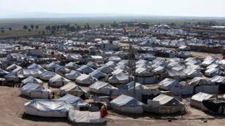 ал-Хол качкындар лагери