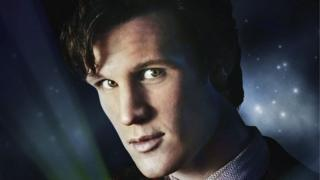 Dr Who actor Matt Smith