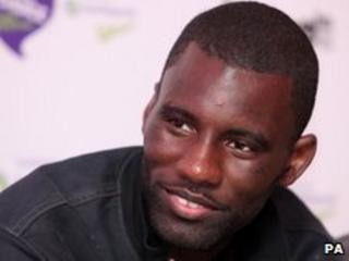 Rapper Wretch 32