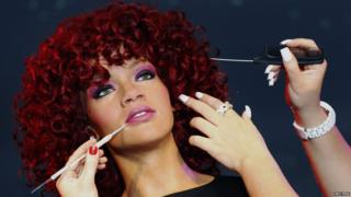 Rihanna gets her own waxwork at Madame Tussauds in London
