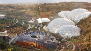 Eden Project- Cornwall