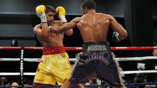 Amir Khan fight