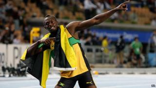 Usain Bolt will be competeting at the Games