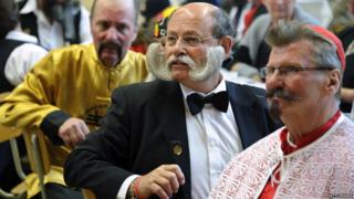 2012 European Beard and Moustache Championships