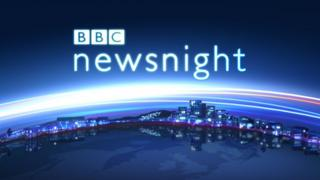 Newsnight titles
