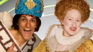 Stars of Horrible Histories