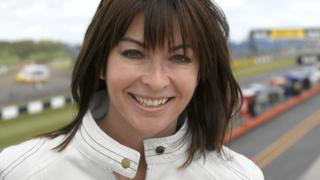 Suzi Perry announced as new BBC F1 presenter