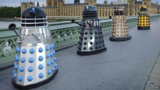Designer of Dr Who's 'The Daleks' Ray Cusick has died
