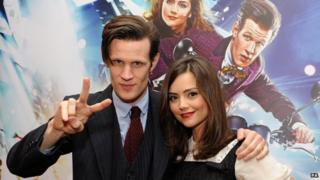 Stars of Dr Who
