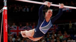 Beth Tweddle wins Olympic bronze at London 2012