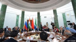 G20 meeting in Russia